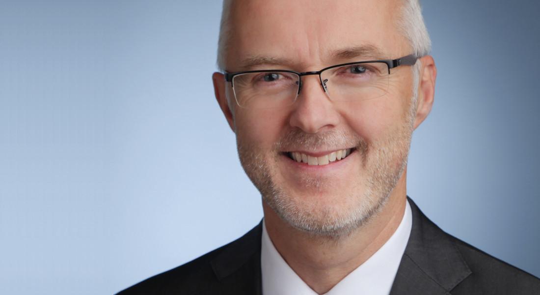 Michael Jochem, Arbeitsgruppenleiter bei der Plattform Industrie 4.0